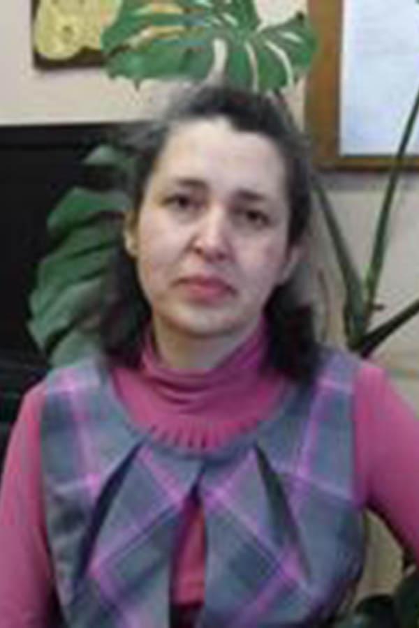 Исаева Зоя Леонидовна