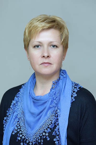 Дударева Елена Владимировна