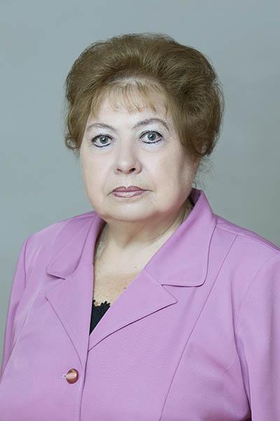 Горбачёва Лидия Аристарховна