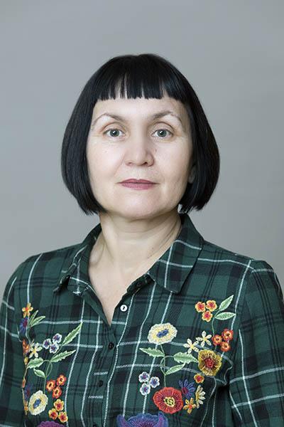 Кириченко Марина Ивановна