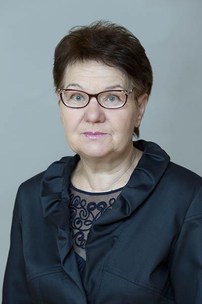 Лаврова Ольга Ивановна