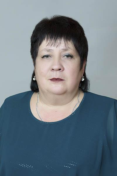Россихина Ольга Михайловна
