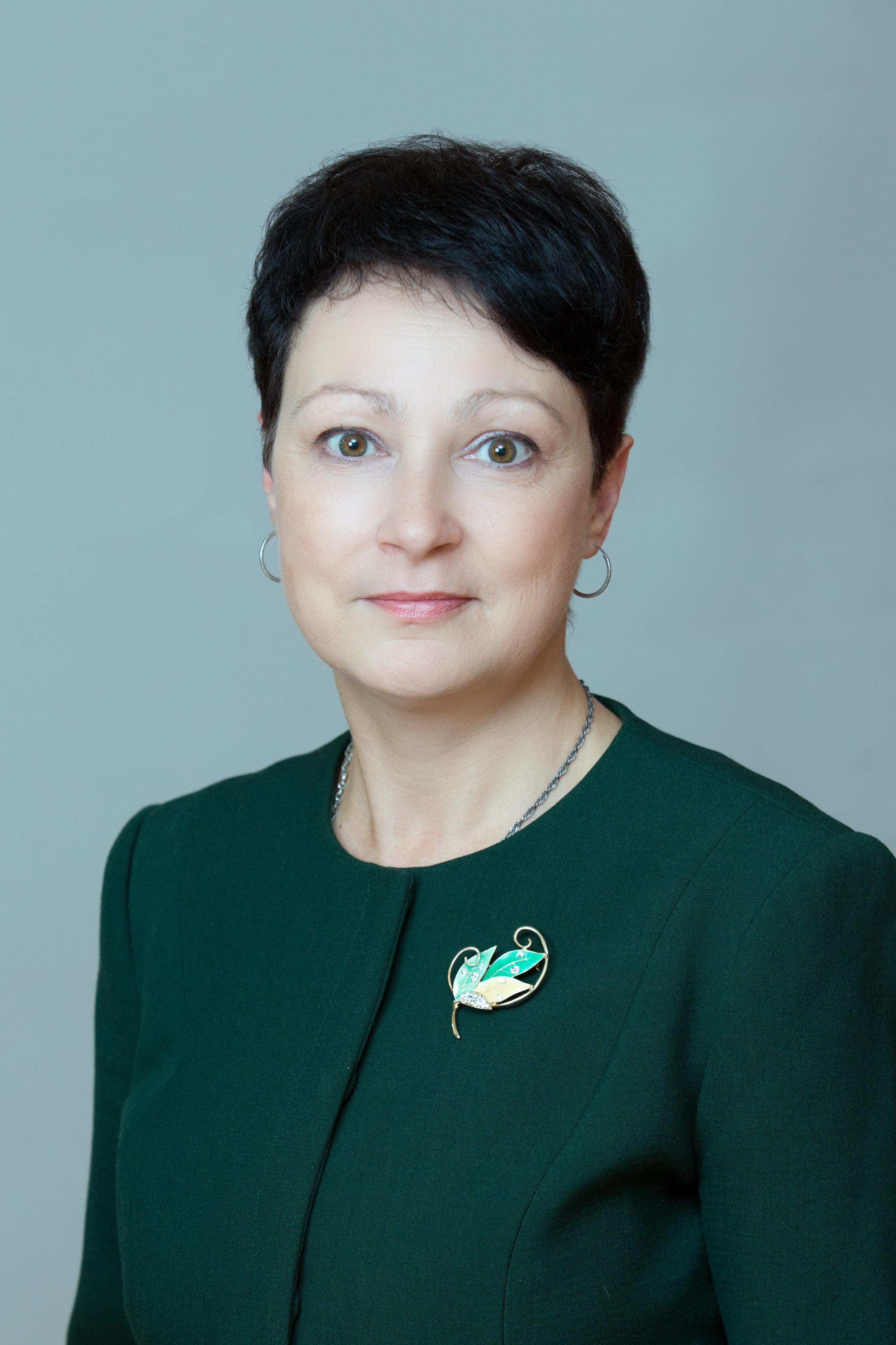 Пономарева Татьяна Евгеньевна