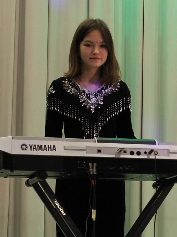 Патракова Виктория Владимировна