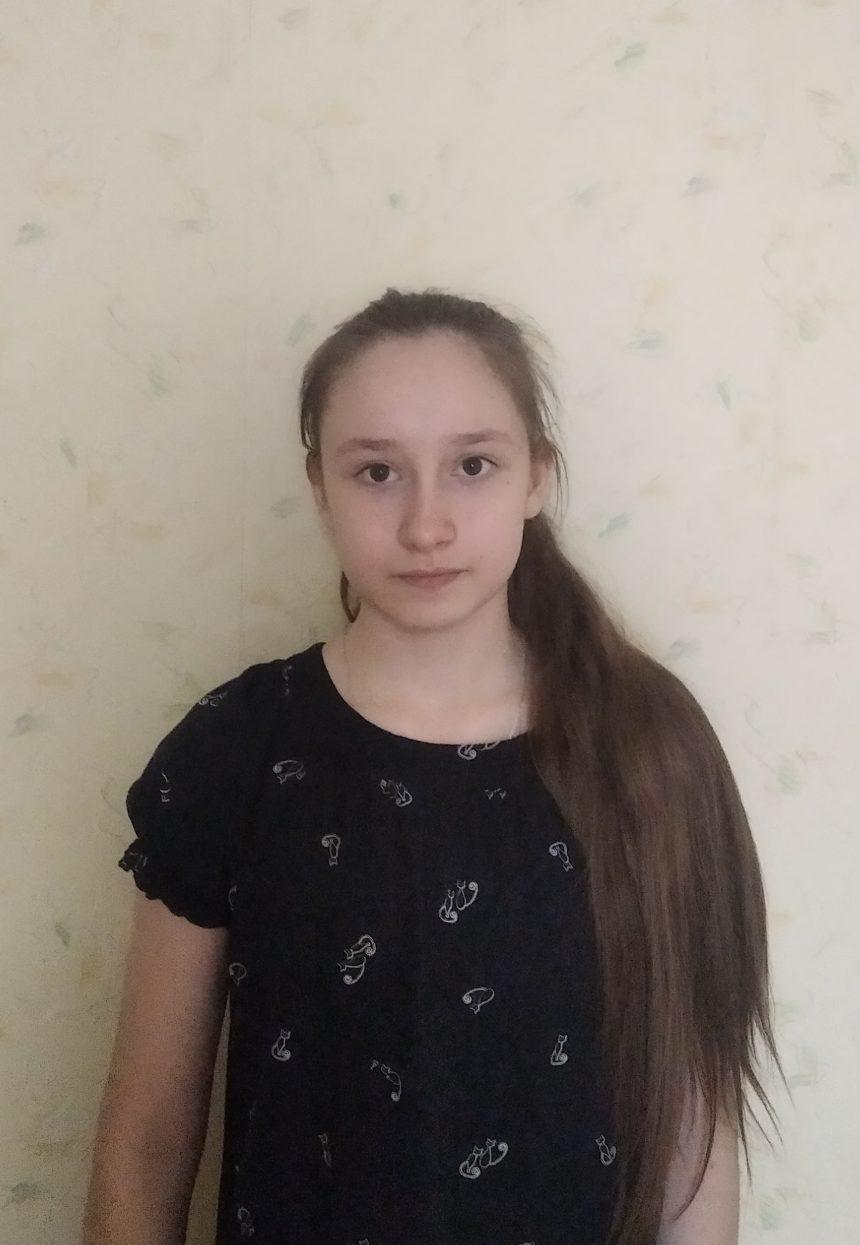 Семёнова Антонина Олеговна