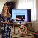 22 октября 2020 г. преподаватель школы Королева А.А. провела профориентационную беседу-концерт «Педагог — музыкант».