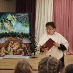 18 января 2021 г. в концерном зале школы состоялся традиционный «Рождественский концерт» в рамках проекта «Дорога к храму».