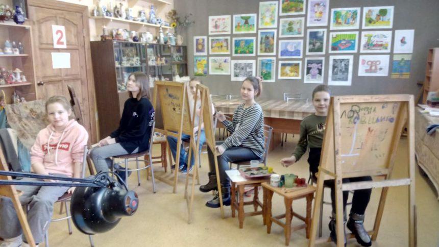 27 февраля 2021 г. прошел открытый урок преподавателя Шаровой О.Н.
