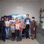 10 июня 2021 г. состоялось завершающее мероприятие летнего проекта «Территория творчества», посвященное Дню России.